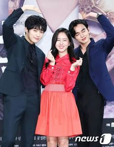 KimSoHyun 170508 Ruler-Master of The Mask Press Conference