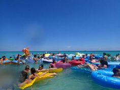 Floatopia Returns to South Beach! Top Five Tips for Successful Floating #miami #summer #beach