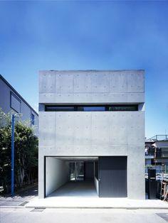Fachada de concreto