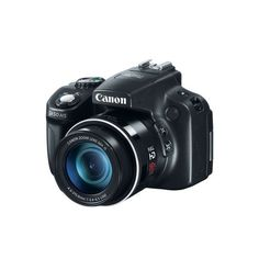 Canon Powershot SX50 — For Paparazzi Parents and Sports Superfans