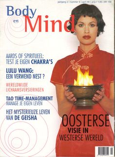 Magazine Body & Mind. Bijdragen: interviews Bn-ers en artikelen over lifestyle.