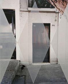 Lucy Skaer, Harlequin is as Harlequin Does Locks Gallery