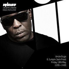 Uncle Dugs & Jumpin Jack Frost - 19th May 2017 by Rinse FM on SoundCloud
