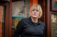 Happy Valley Sarah Lancashire  Sgt Cawood