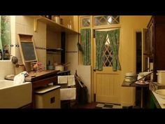 The 1940s House: The Kitchen Watch the entire Playlist detailing the 1940's house. A lot of great info on the general lives of the British in WWII.