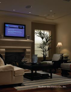 Put your home in its best light with the proper light controls.