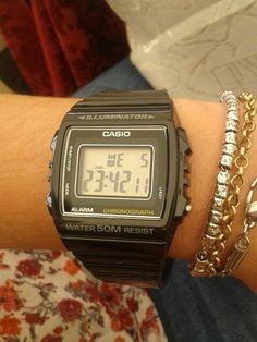 Orologio Casio pcv Vintage