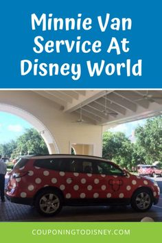 Minnie Van Service At Disney World Disney World Transportation, Disney Vans, Disney World Planning, Walt Disney World Vacations, Disney World Tips And Tricks, Disney Cruise Line, Disneyland Resort, Cruise Vacation, Disney Cruise