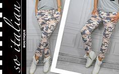 Włoskie spodnie PINK MORO ---> http://allegro.pl/wloskie-spodnie-dresowe-unikalne-siwiec-pink-moro-i5304546222.html