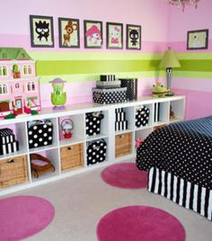 Kids Room Ideas For Girls Sisters Toddler Decor. Pin On Clean. Ikea Beds Tiny Space Little Girl Room Pink And Gold . Home and Family