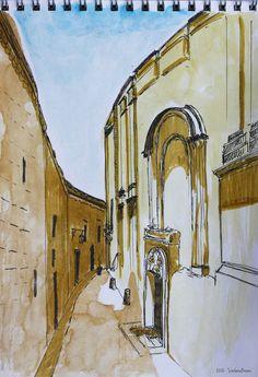 Mdina by by Stefania Boiano