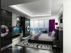 interior apartment regata by alradista
