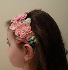 Angela Patella Handmade: Rosa pastello per dei bellissimi fiori in rilievo....