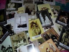 """""""Albumen Kipper Cards"""": unboxing e comentário"""