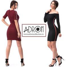 Îți prezentăm noile rochii din bumbac provocatoare, o alegere perfectă pentru clientele tale. 😊 http://www.adromcollection.ro/13-rochii-bumbac