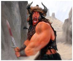 e7178d80649 Conan the Barbarian  The high-water mark in Arnie s filmography!  ) Crush