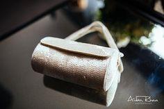 White clutch for wedding || Bride's Accessories