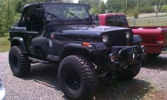 Jeep YJ