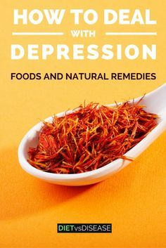 New evidence suggests certain foods and nutrients may be highly influential in treating depression. This article looks at what has been shown to help. Learn more here: http://www.DietvsDisease.org/how-to-deal-with-major-depression/