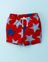 star swim trunks for charlie