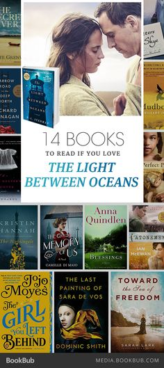 14 books to read if you loved M.L. Stedman's bestseller The Light Between Oceans.