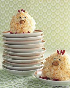 Ingrid's Adventures in Baking and Cake Decorating: Ten Easter Cupcake Ideas