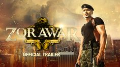 Zorawar Official Trailer | Yo Yo Honey Singh, Gurbani Judge, Parul Gulati, Pawan Malhotra