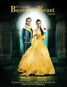 Beauty and the Beast (May 17, 2017) an American live action/CGI-animated romantic musical fantasy film directed Bill Condon, written by Evan Spillotopoulos, Stephen Chbosky based on the fairy tale based on Jeanne-Marie Leprince de Beaumont/1991 Disney animated musical film. Stars: Emma Watson, Dan Stevens, Luke Evans, Emma Thompson, Kevin Kline, Ian McKellen, Ewan McGregor, Josh Gad, Audra McDonald, Gugu Mbatha-Raw and Stanley Tucci.