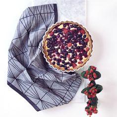 timo e basilico: Marjapiirakka {crostata tipica finlandese}