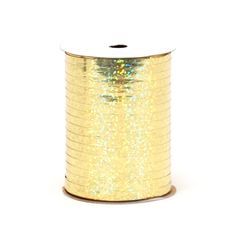 Berwick GL10015 Glitter Uncrimped Curling Ribbon, 3/16-Inch Wide by 100-Yard Spool, Gold ** Visit the image link more details.