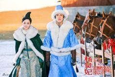 王朝的女人·杨贵妃 剧照 / The Lady of the Dynasty - Chinese period movie aired in July Starring Fan Bing Bing and Leon Lai. Fan Bingbing, Period Movies, French Films, Period Costumes, Chinese Actress, Hanfu, Fantasy, Movies To Watch, Beautiful Images