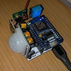 Building a cheap home sensor/controller