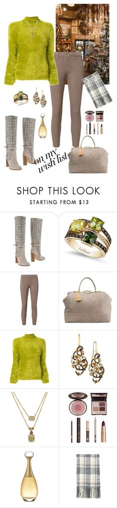 """#PolyPresents: Wish List"" by parnett ❤ liked on Polyvore featuring Spaziomoda, LE VIAN, L'Agence, Marni, Charlotte Tilbury, Christian Dior, contestentry and polyPresents"