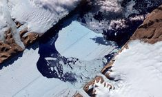 Faultlines, black holes and glaciers: mapping uncharted territories