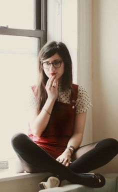Flashes of Style: BonLook Specs Love Fashion, Vintage Fashion, Witch Fashion, Soft Grunge, Spring Summer Fashion, Autumn Fashion, Beautiful Outfits, Cool Outfits, Dress Me Up