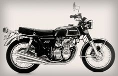 1972 Honda CB350F Four, featured in the July 2013 issue of Rider magazine.