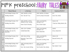 Plemons' Kindergarten is dedicated to fresh engaging and fun teaching ideas for toddlers preschoolers and the grade classroom. The post Preschool: Fairy Tales {Week appeared first on Toddlers Diy. Daycare Themes, Preschool Themes, Preschool Lessons, Preschool Classroom, Preschool Learning, Preschool Printables, Classroom Ideas, Preschool Apples, Learning Tools