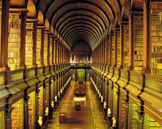 Trinity College Library 1280x1024 Wallpapers,Trinity College ...