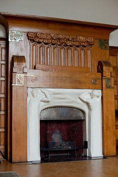 Art Nouveau Furniture, Victorian House, Silver Age, Queen Anne, Russia, House Ideas, Interior, Green, Modern