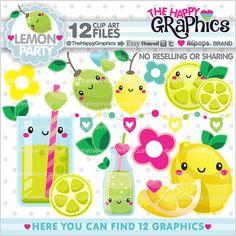Lemon Clipart 80%OFF Lemon Graphics COMMERCIAL USE Lemon