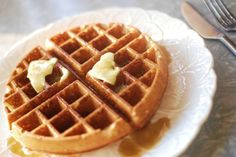Make Extra Fluffy Waffles With This One Weird Trick!