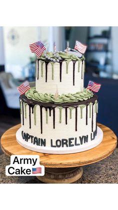 30 Cake, 2 Tier Cake, Tiered Cakes, Christmas Birthday Cake, Soccer Birthday Cakes, Christmas Tree, Army Cake, Military Cake, Goodbye Cake