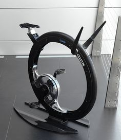 This Luxury Exercise Bike makes it obvious that you're rich » Coolest Gadgets