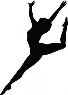 1000 Images About Silhouettes On Pinterest Silhouette Ballerina Silhouette And Dancer