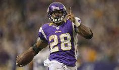 NFL Running Back Adrian Peterson