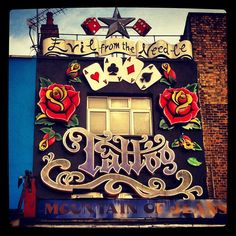 Camden Town nel London, Greater London