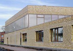 Educatief Centrum, Harkstede | Janinhoff Klinkermanufaktur