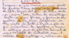 As Receitas da Avó Helena e da Avó Eduarda: Bolo Meca