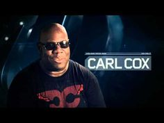 Carl Cox Live Press Conference Video 2012 (Official)