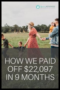 I knew we needed a change, but all I saw was the $22,097 road block in the way. I have compiled a list of all the ways my husband and I were able to quickly save money, live frugally and finally pay off all that debt. Use these tips to finally break free from your credit card debt, student loan debt and experience financial freedom!